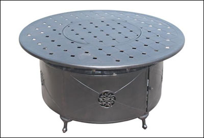 Gas Fire Pit Table FR1010-T-28